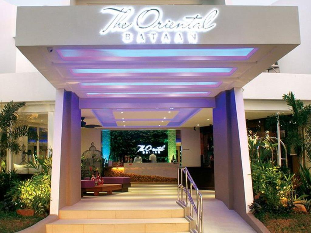 the oriental bataan hotel, bataan hotels near bars, nataan hotels near nightlife