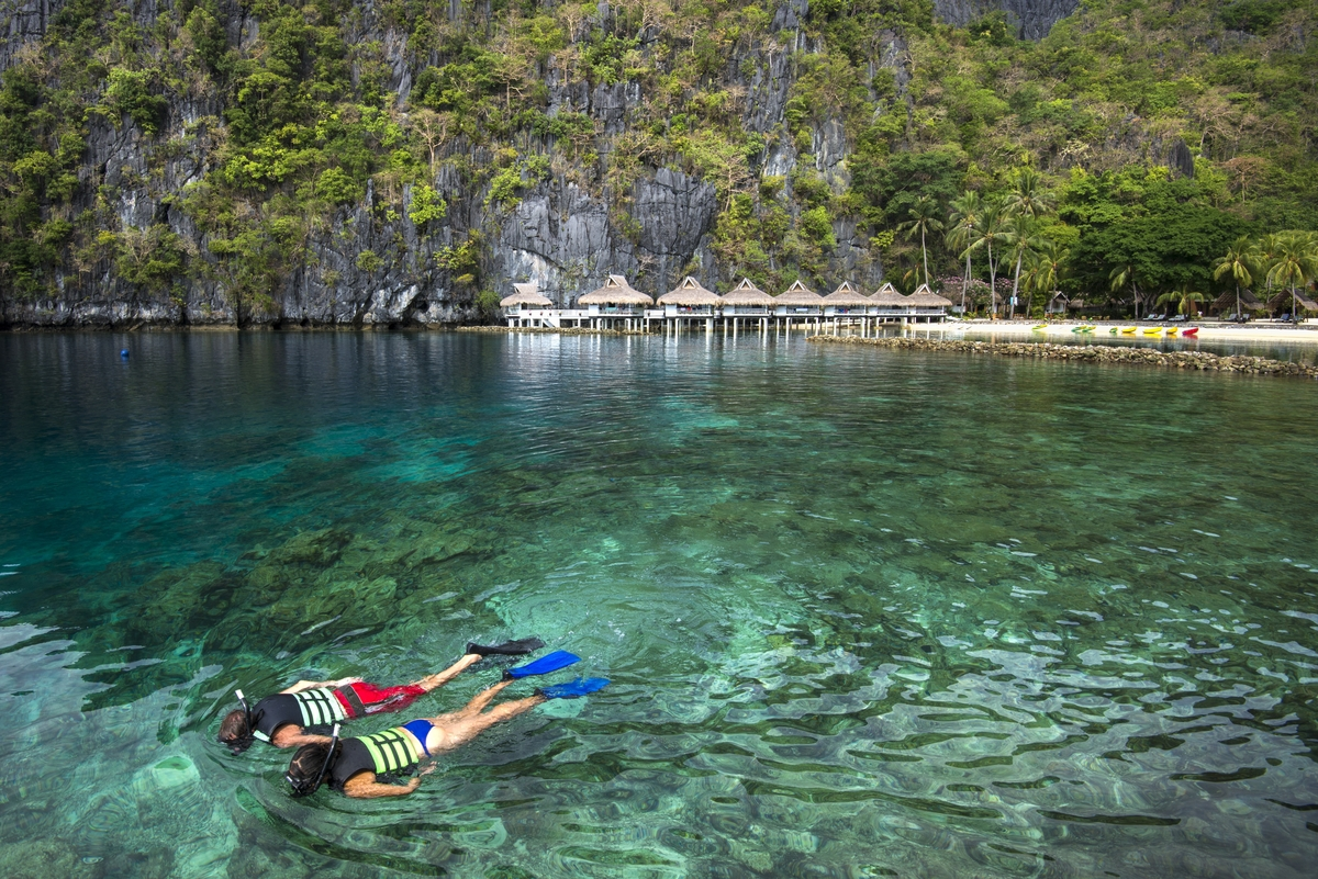 Cheap Beach Resorts In Coron Palawan